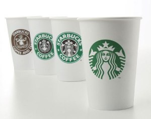 >Starbucks Neden Logosunu Değiştirdi?