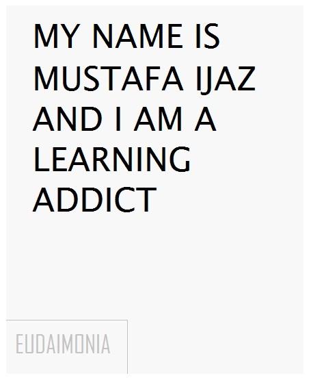 Mustafa Ijaz Ijazin Blogu