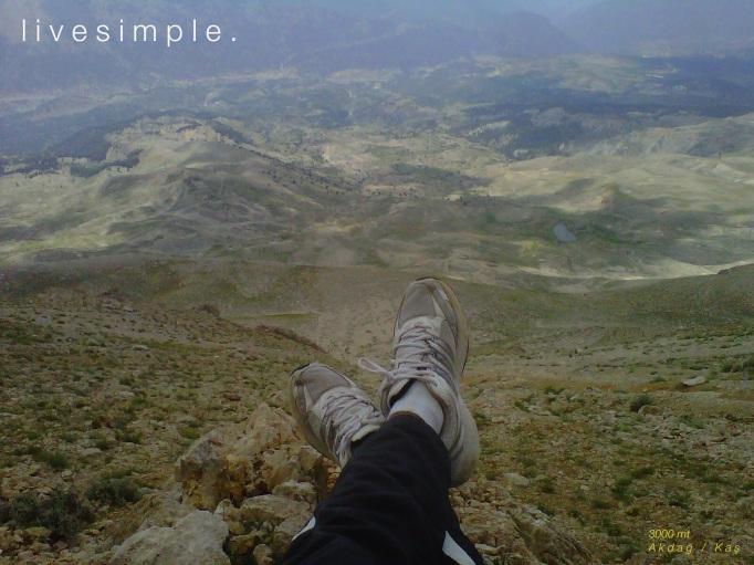 Akdağ / Kaş  (3000 mt)